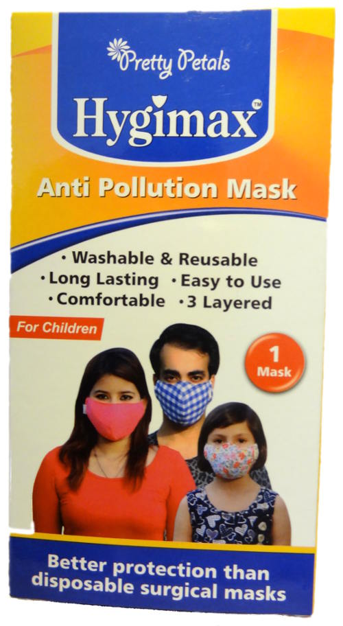 Hygimax Anti-Pollution Mask for Children