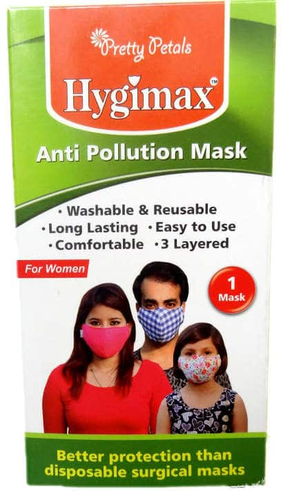 Anti-Pollution Mask for Women